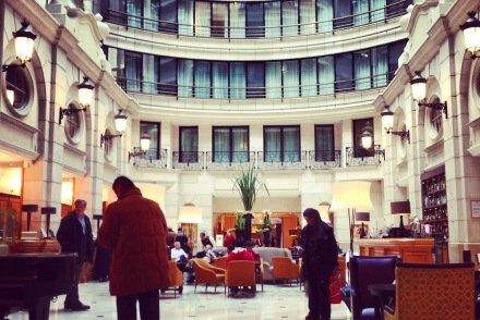 Marriott Hotel Champs Elysees