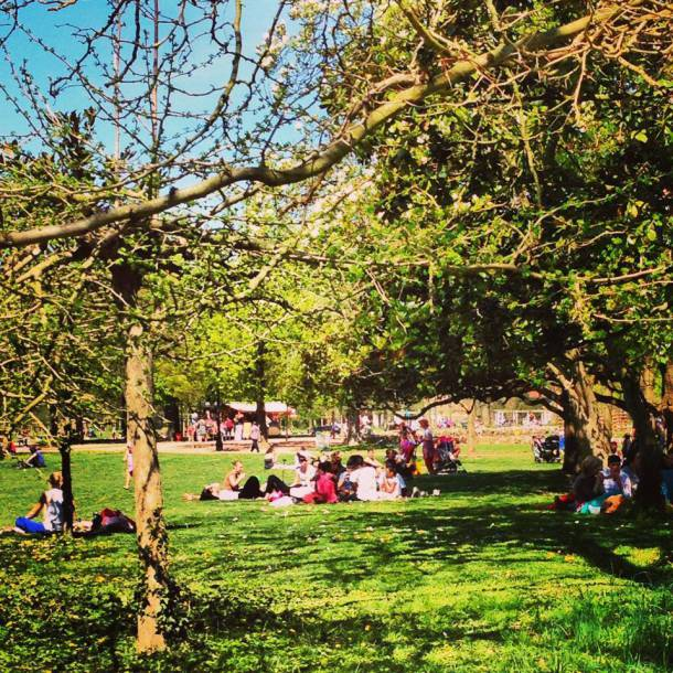 Parc de la Tete d'OrParc de la Tete d'Or