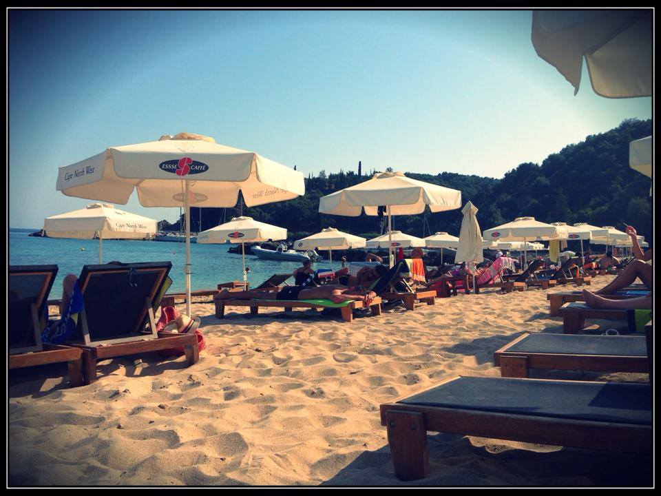 Shore of Cape North West Hotel in Parga