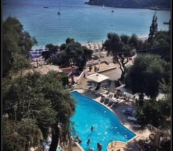 Valtos Beach Hotel, Parga, Greece