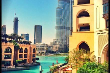 Souk Al Bahar, Dubai