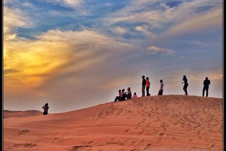 Sundowner Safari by Arabian Adventures, Dubai