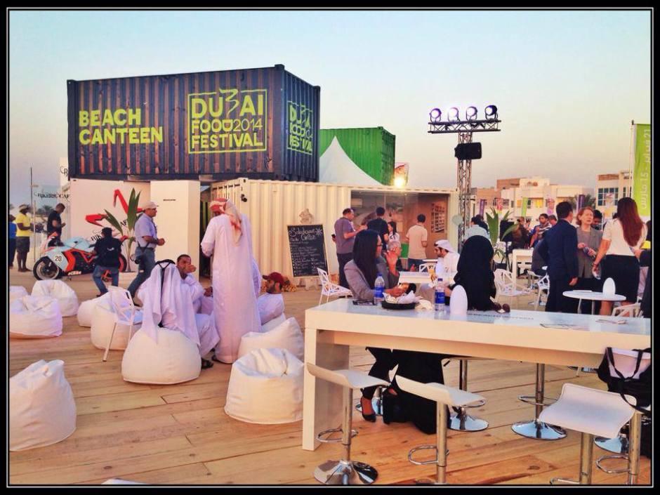 Beach Canteen, Dubai Food Festival
