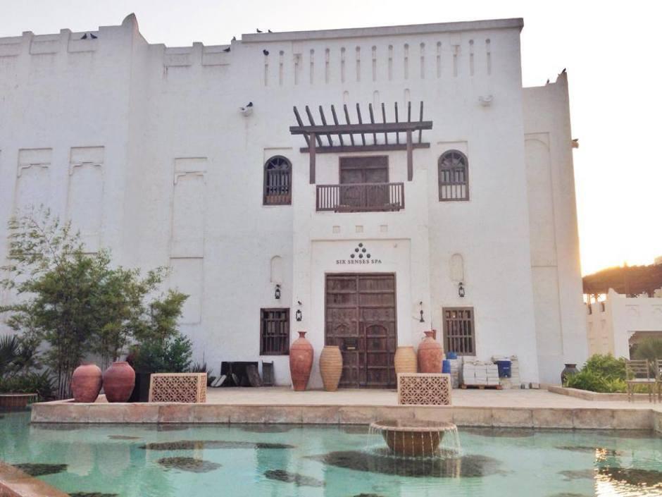 Six Senses Spa, Doha