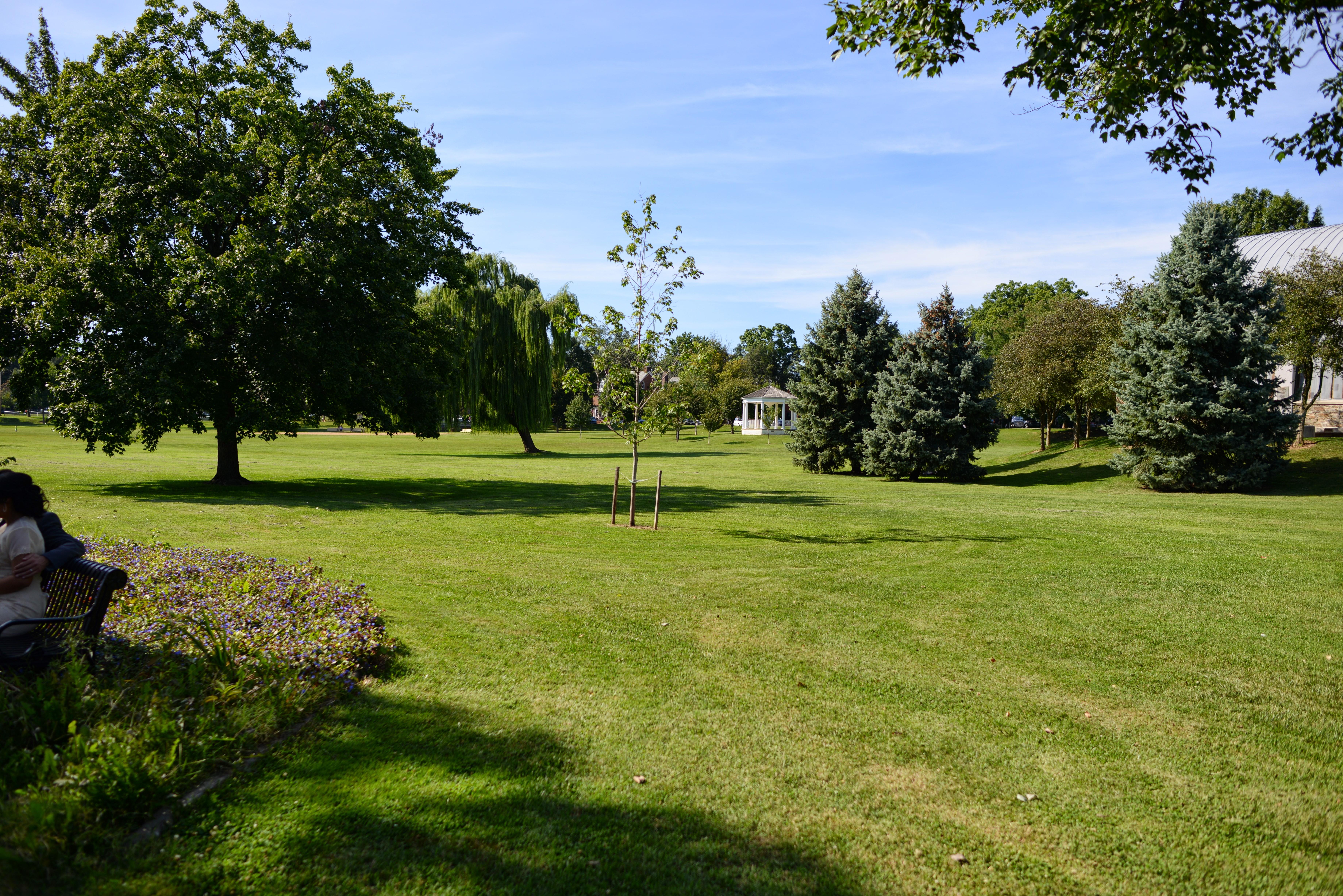 Baker Park, Frederick, Maryland
