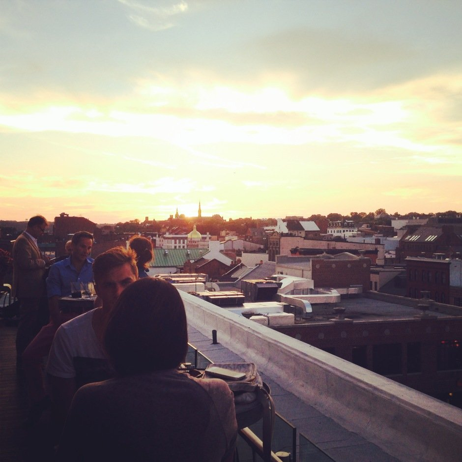 The Observatory Rooftop Lounge