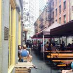 Historic Stone Street New York City