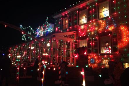 Koziar's Christmas Village