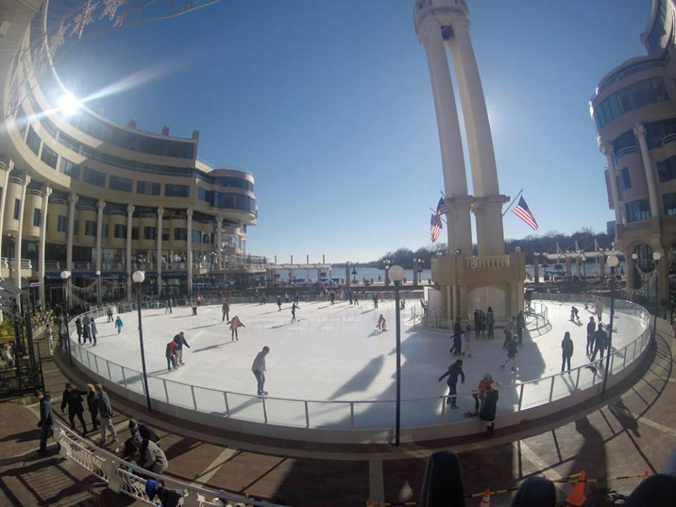 Washington Harbour Ice Rink