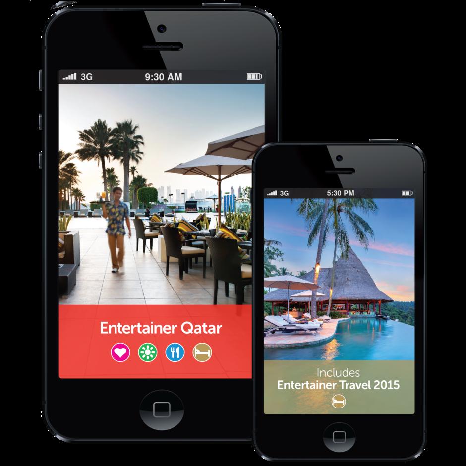The Entertainer Qatar App