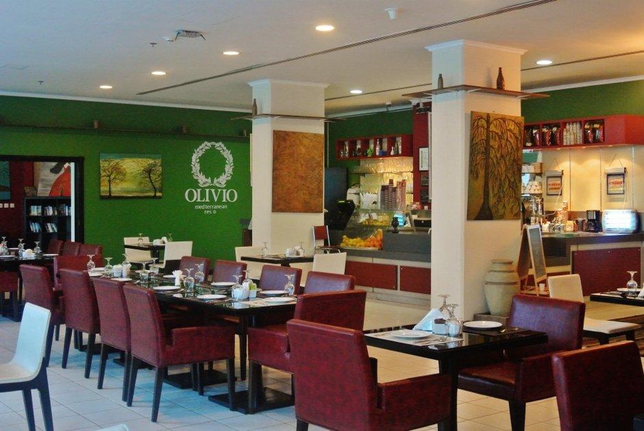 Olivio Mediterranean Resto, Asas Twin Towers, West Bay Doha