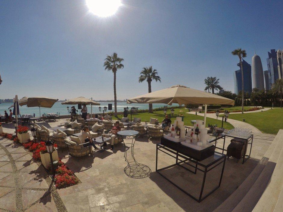 La Veranda, Sheraton Doha