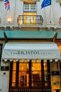 Bristol Hotel in Thessaloniki, Greece - PinayFlyingHigh.com