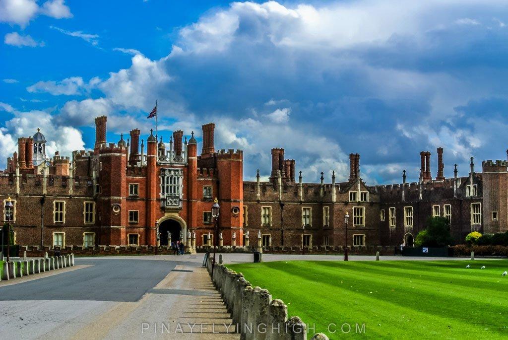 Hampton Court Palace, PinayFlyingHigh.com