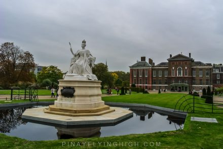 Kensington Palace, London - PinayFlyingHigh.com