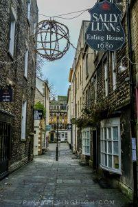 Sally Lunn's House, Bath, England - PinayFlyingHigh.com