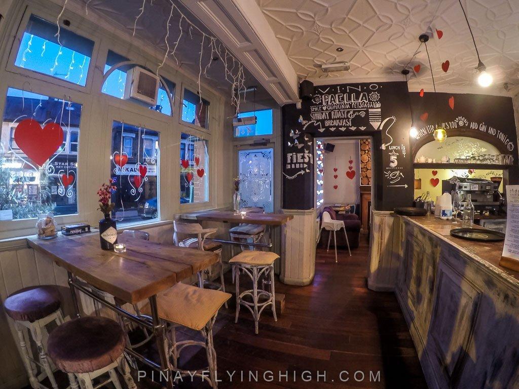 Pottery Tapas Bar, Kingston, London - PinayFlyingHigh.com-501