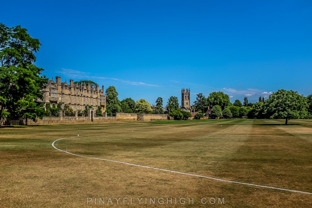Christchurch Meadows, Oxford, England
