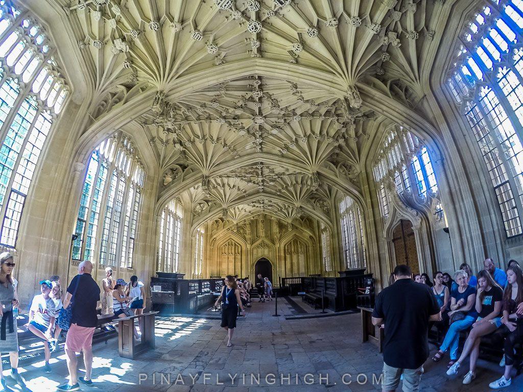 The Divinity School, Oxford, England