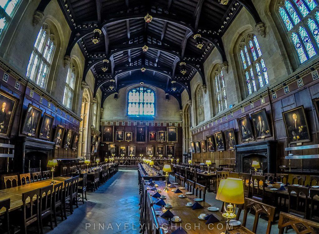 Christ Church Hall, Oxford, England