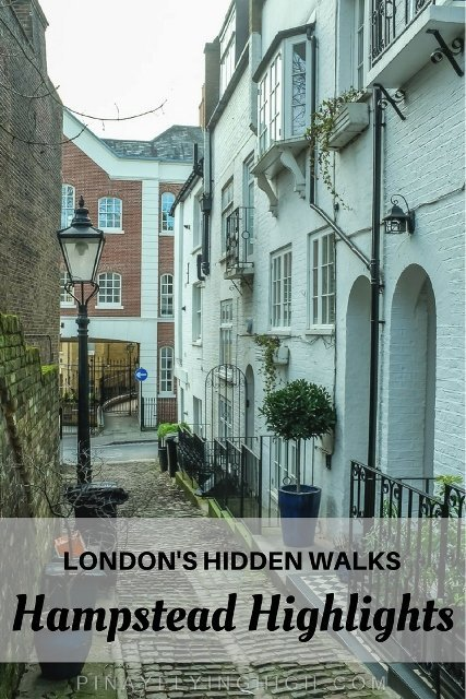 Hampstead London Walk Highlights