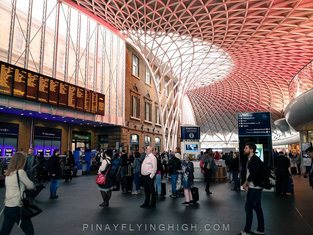 King's Cross, St Pancras and Camden Walk Highlights - PinayFlyingHigh.com-6