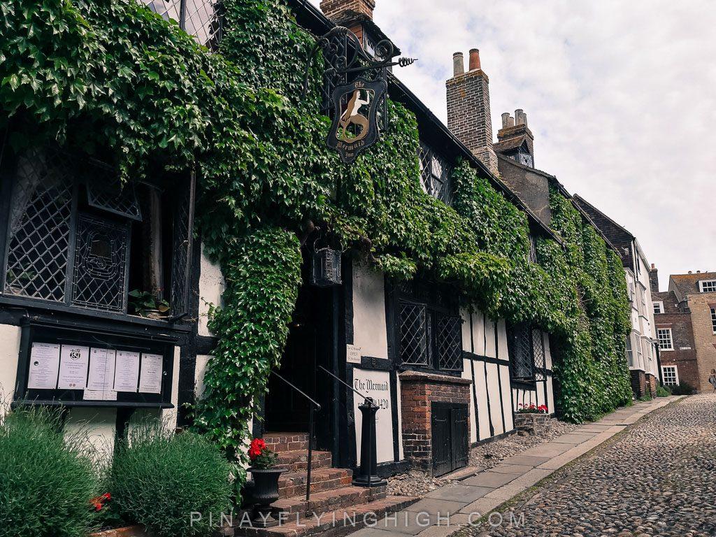 The Mermaid Inn, Rye, England