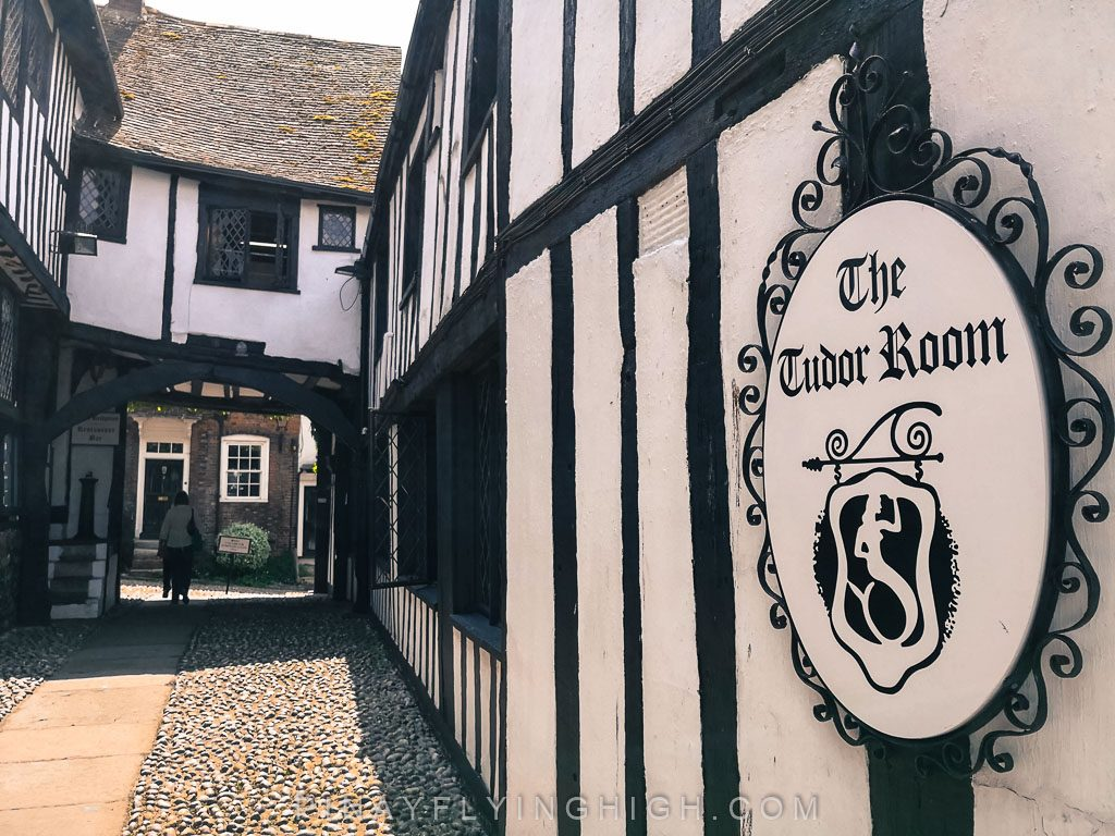 The Tudor Room, Rye, England