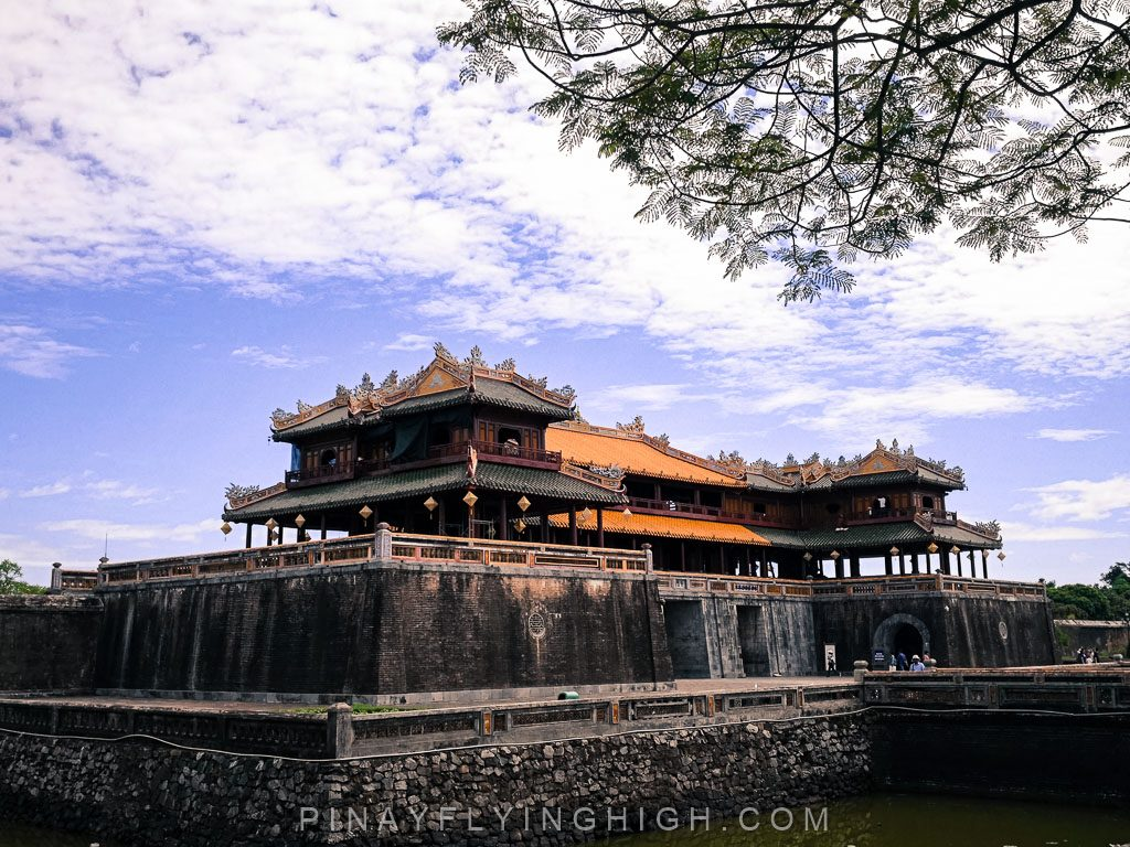 Imperial Citadel Hue, Vietnam - PinayFlyingHigh.com-1