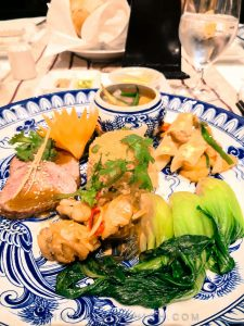Dinner at Le Parfum Restaurant, La Residence Hue