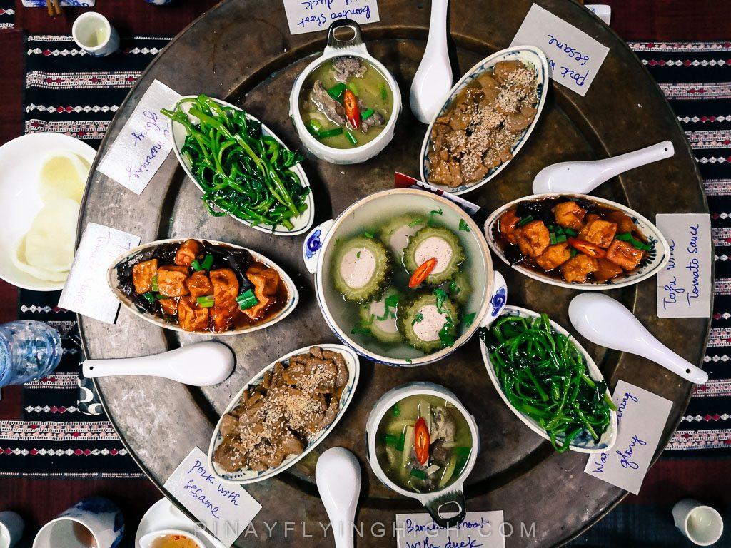 Madamme Nhu Huy Dinner Hue, Vietnam - PinayFlyingHigh.com-3