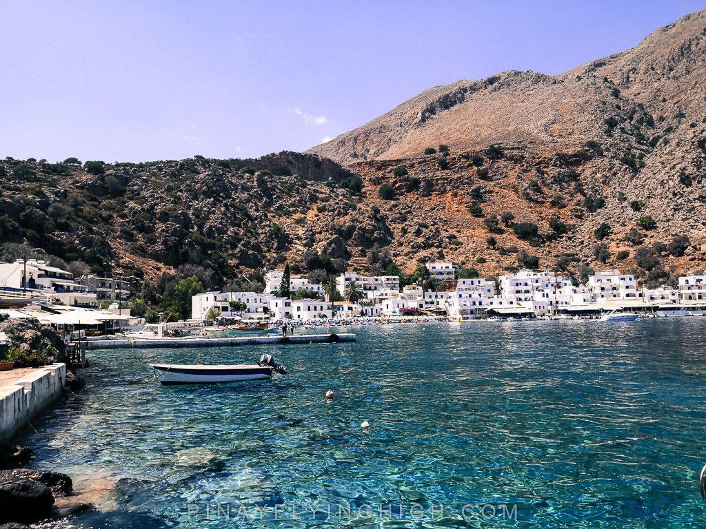 Loutro, Chania, Crete, Greece