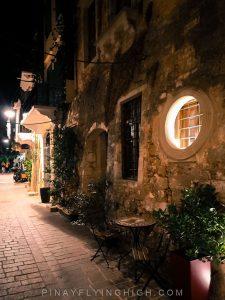 Chania Old Town, Crete, Greece