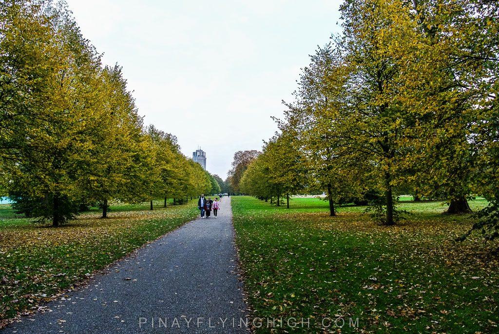 Kensington Palace and Garden, London, England