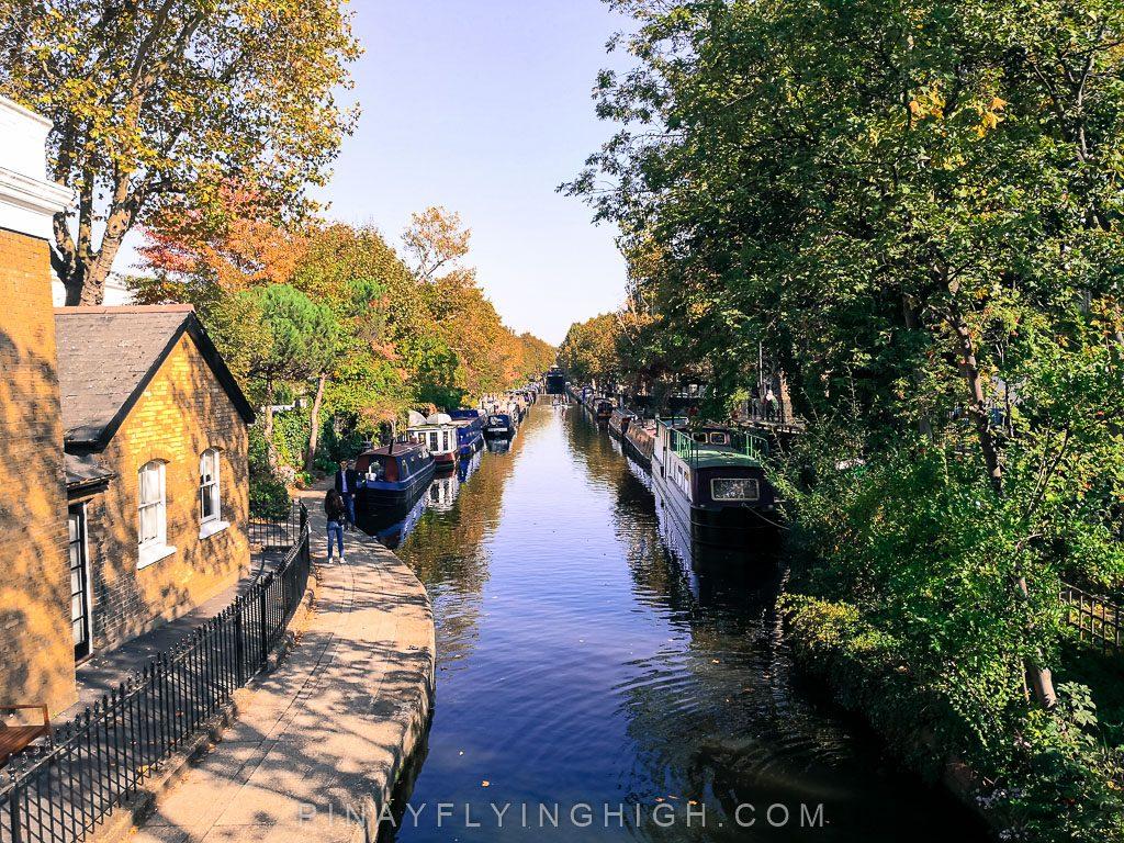Regent's Canal Walk, London, England - PinayFlyingHigh.com-405