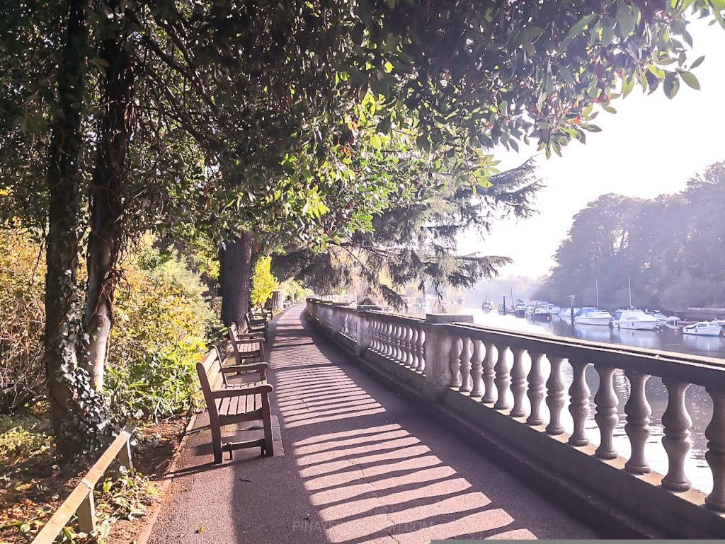 Twickenham Riverside Walk, London