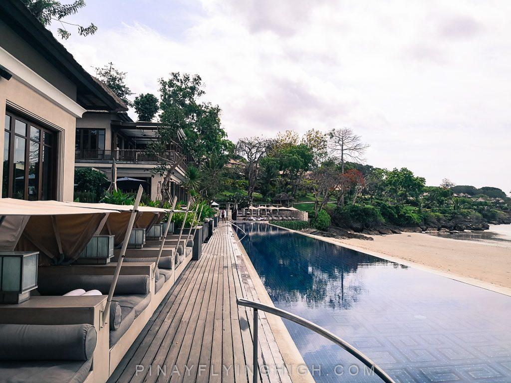 Four Seasons Resort Bali at Jimbaran Bay, Indonesia