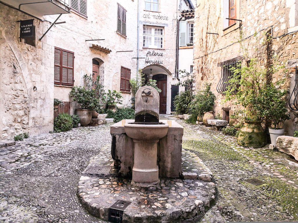 St Paul de Vence, Nice, France