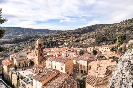 Moustiers-Sainte-Anne, France
