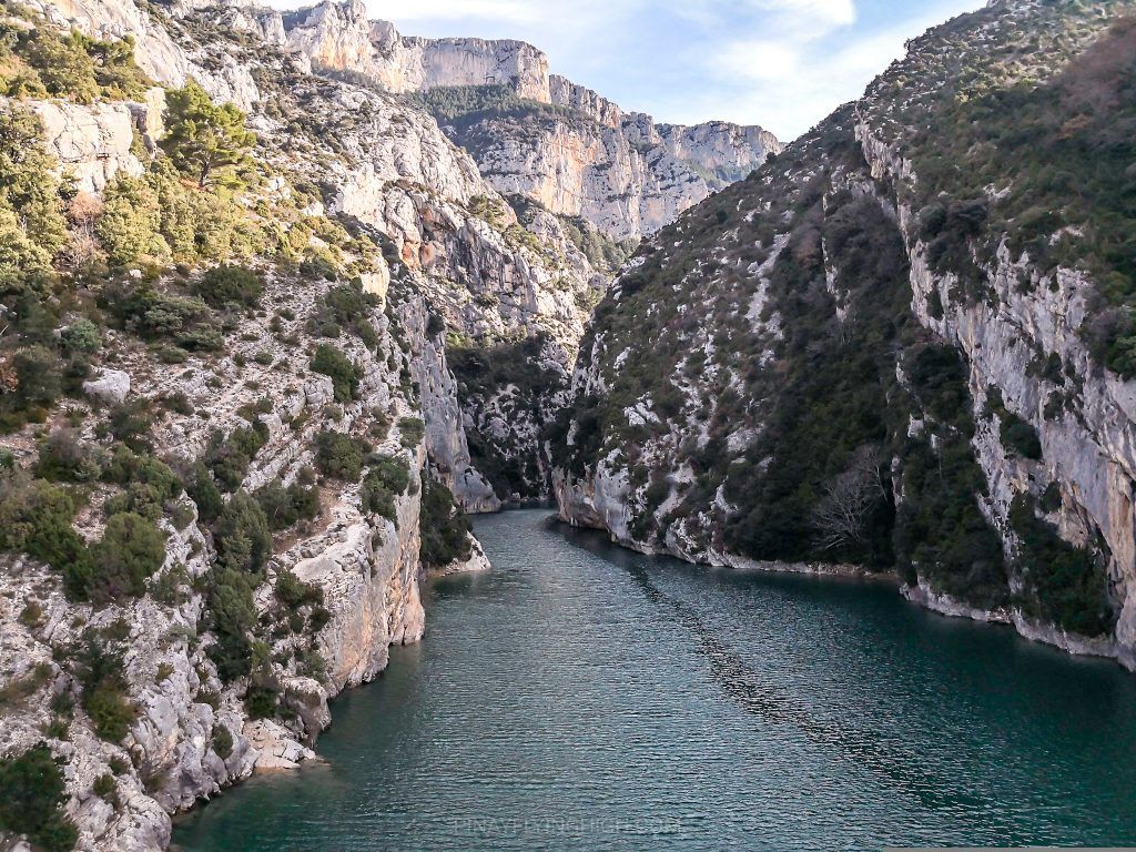 Lake of St Croix, France