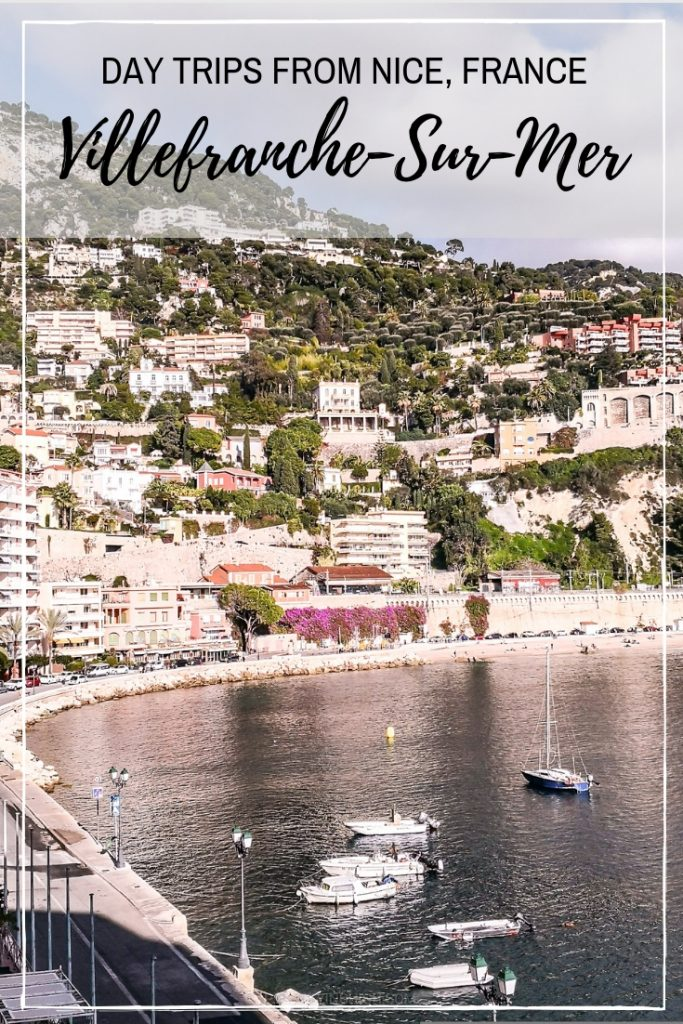 Day trips from Nice, France_ Villefranche-sur-mer