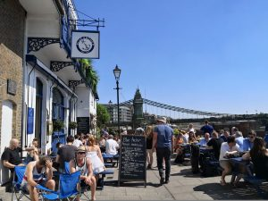 The Blue Anchor, Hammersmith, London, England