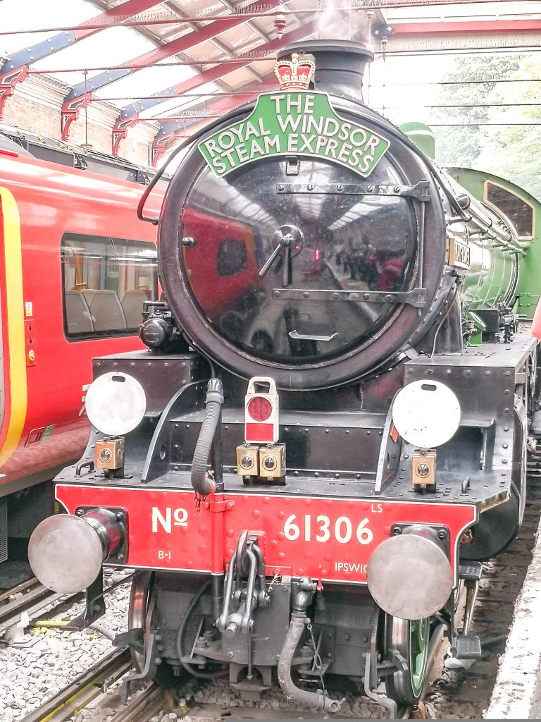 Royal Steam Express To Windsor