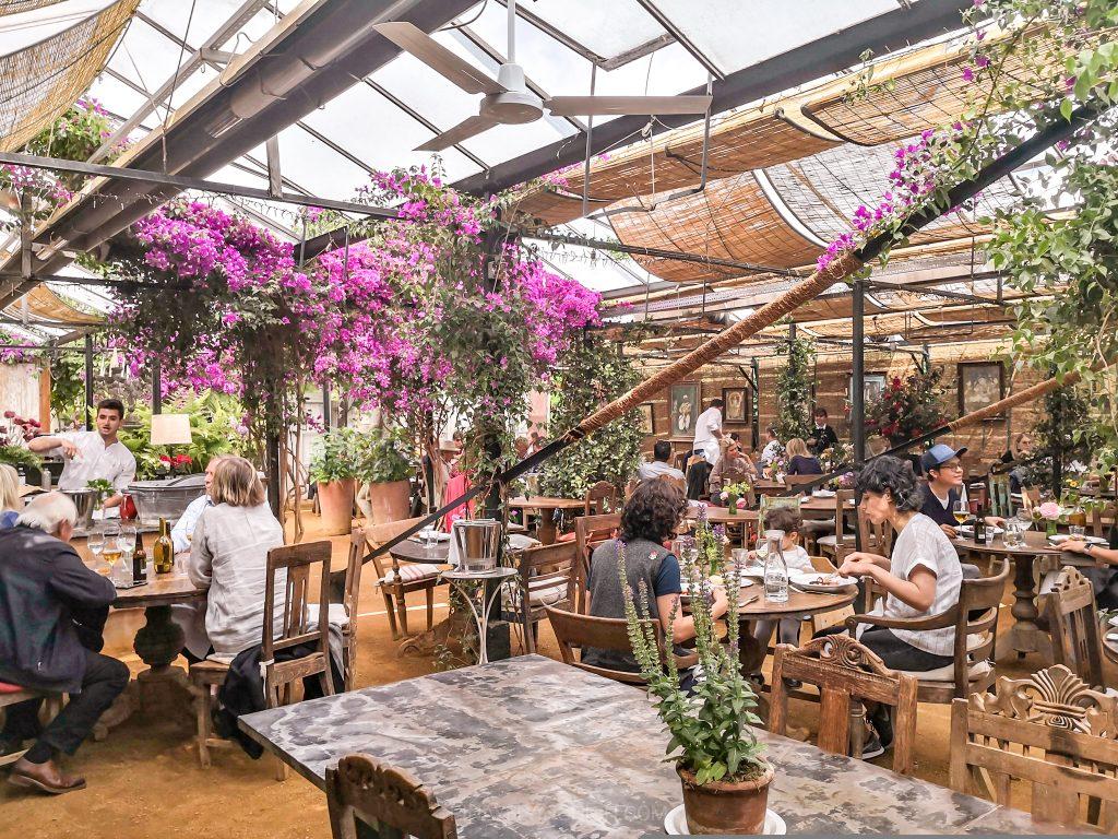 Petersham Nurseries Cafe, Richmond, London