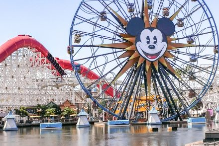 Disneyland Hollywood, California