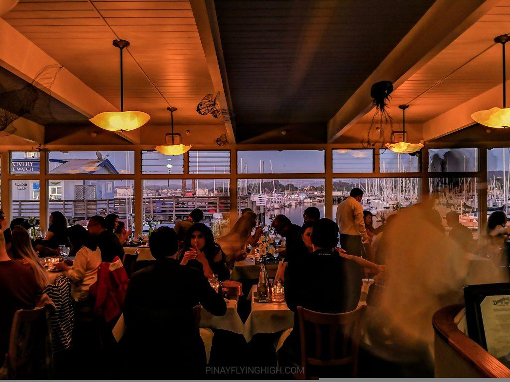 Domenico's On The Wharf, Monterey, California
