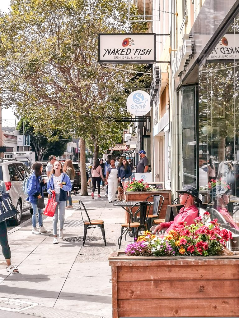 Marina District, San Francisco, USA