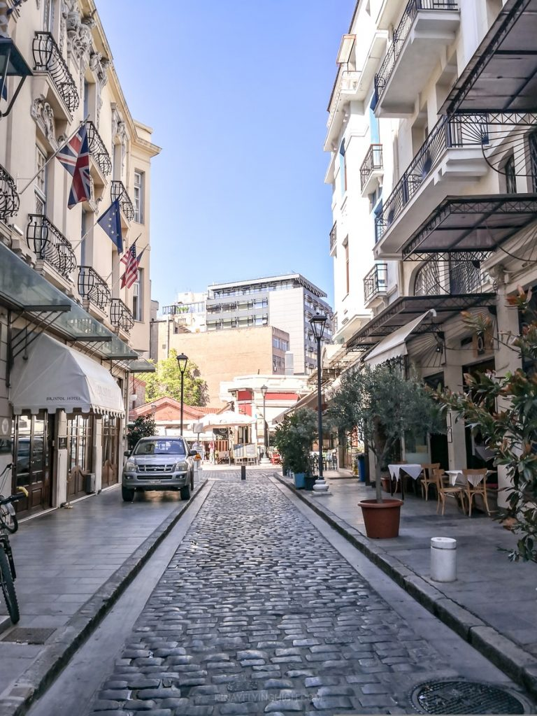 Ladadika, Thessaloniki, Greece