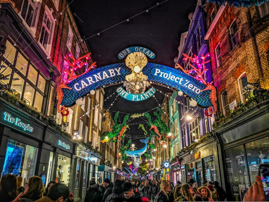 Carnabay Street, London