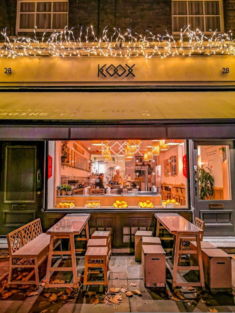 Koox, London